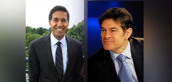 photo of Dr. Oz and Sanjay Gupta Talk CBD And Marijuana On Daytime TV image