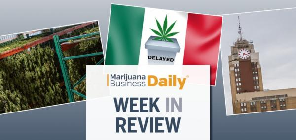 photo of USDA issues hemp rules, Mexican recreational cannabis vote delayed, spring rollout for Michigan's rec market & more image