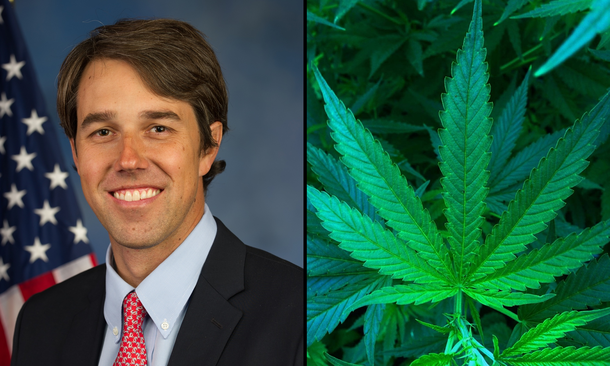 photo of Where Presidential Candidate Beto O'Rourke Stands On Marijuana image