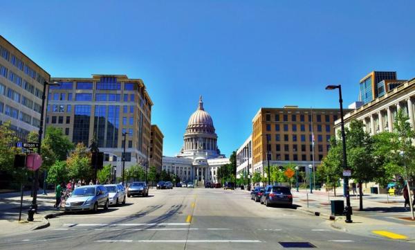 photo of Madison Wisconsin Is Legalizing Cannabis image