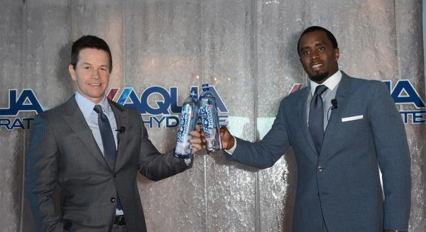 Mark Wahlberg and Diddy Are Selling CBD…