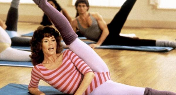 photo of Jane Fonda Enters the CBD Game, Just as Her Famous Workouts Return on TikTok image