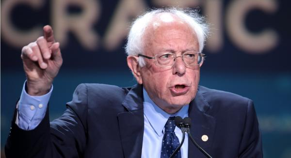 photo of Bernie Sanders Says Legalizing Weed Is a Necessary Step for Real Police Reform image