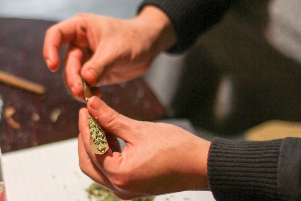 photo of Marijuana Legalization Associated With Decreased Interest In Alcohol, Study Finds image