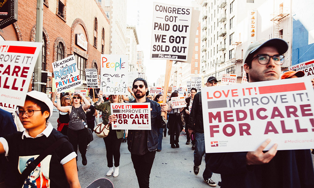 Medicare for All Must Include Cannabis…