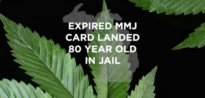 photo image Michigan Woman in her 80s Recounts Arrest, Jailing for Smoking Medical Marijuana