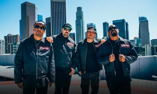 Cypress Hill To Be Honored With Star On…