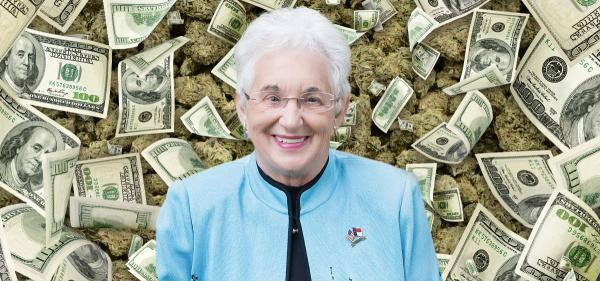 photo of Anti-Cannabis Republican May Be Largest Holder of Cannabis Stocks in Congress image
