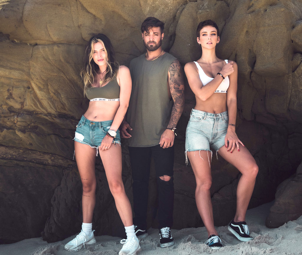 Hemp fashion line promotes casual style,…
