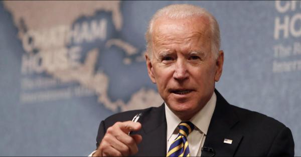 photo of Joe Biden on Pot: Decrim, Yes; Legalization, Not Yet image