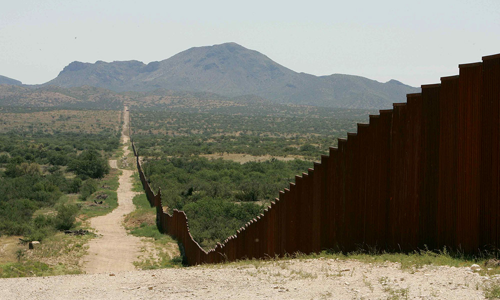 photo of Study Says: Don't Build a Border Wall, Legalize Cannabis Instead image