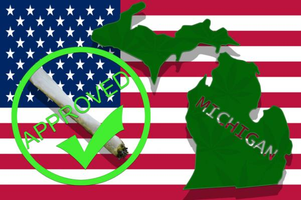 Michigan May Get Its Own Marijuana Stock Exchange