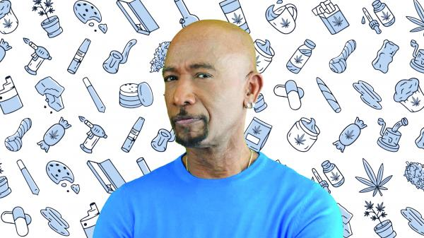 photo of 4 cannabis products TV legend Montel Williams can't live without image