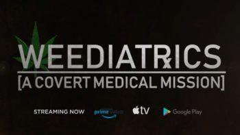 photo of Weediatrics Now Streaming on Amazon, Google and Apple Platforms image