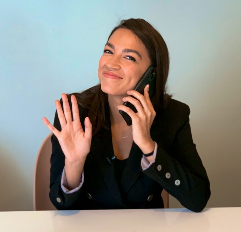 AOC Says Colorado Is Doing A 'Great Job' With Marijuana Legalization