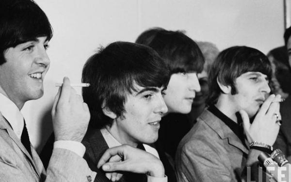 photo of Fifty-Four Years Ago Today—The Beatles Insisted the UK Legalize Weed in Newspaper Ad image