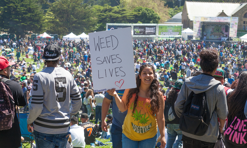 photo image New Poll Finds 62 Percent of Americans Support Legalizing Marijuana