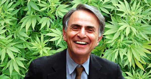 Carl Sagan wrote an essay about why he liked smoking marijuana