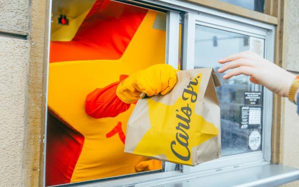 photo of Carl's Jr. CBD Burgers Go Over Big in Denver image