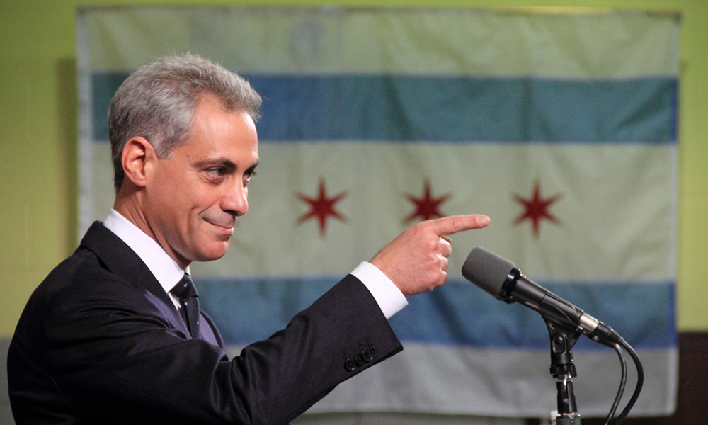 Chicago Mayor Wants Legal Marijuana to end the City's Pension Crisis