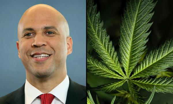 Cory Booker Touts Marijuana Reform Record After Being Named Chair Of Key Senate Subcommittee