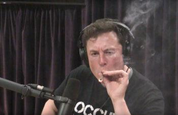 photo image Elon Musk Trying Marijuana Isn't Shocking, but Our Hypocritical Response to It Should Be