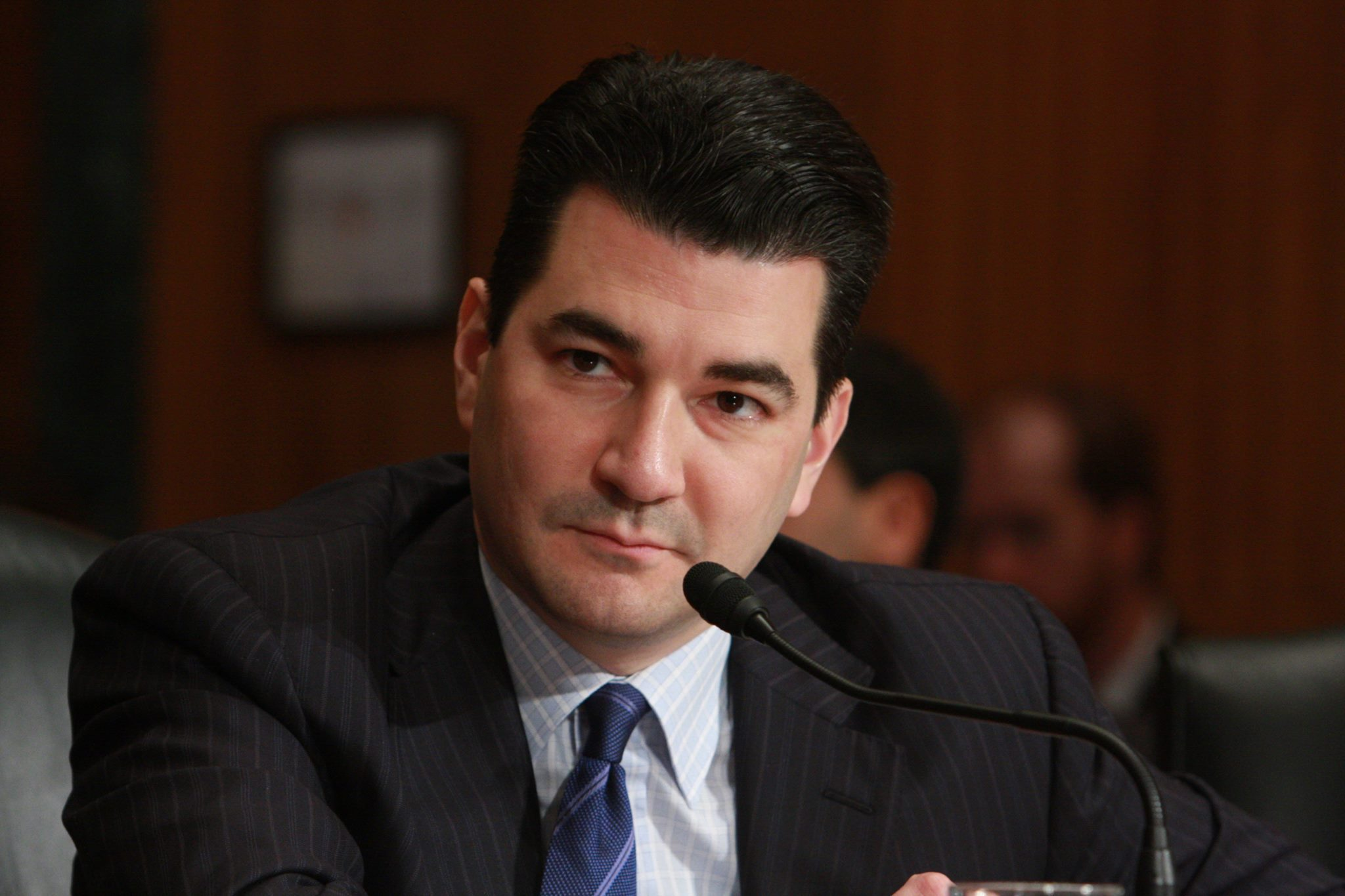 Outgoing FDA Commissioner Scott Gottlieb Says Rules for CBD Could Take Three Years, or Longer
