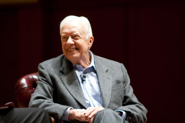 Former President Jimmy Carter Says His…