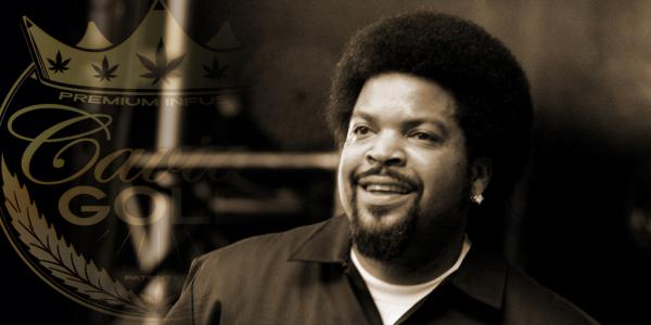 Ice Cube Launches Cannabis Brand in Partnership with Caviar Gold