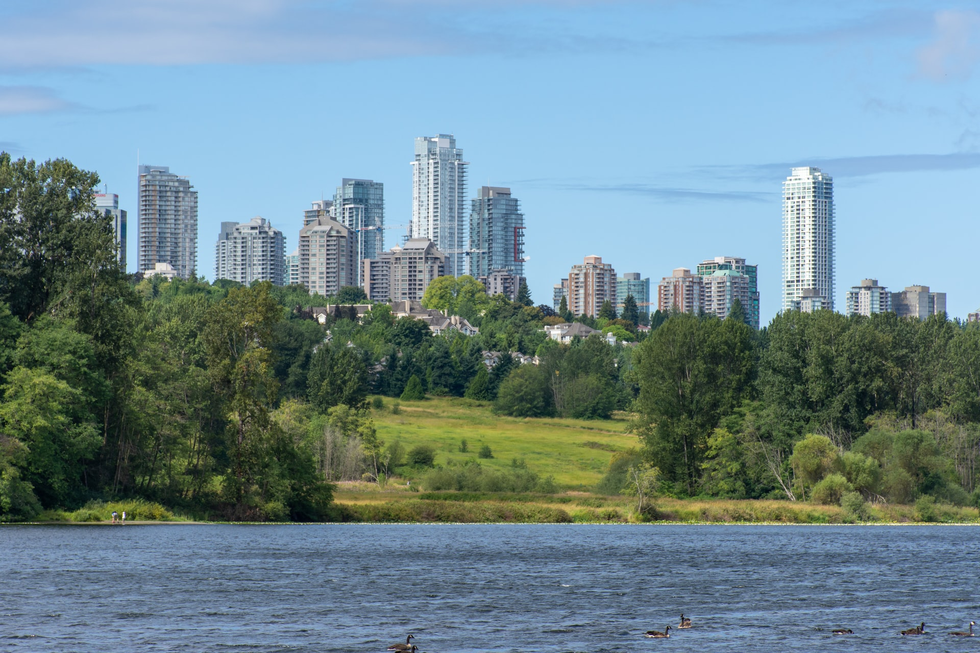 10 Cycling Routes Around Burnaby, Canada