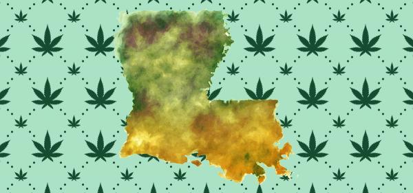 photo of Louisiana Cannabis Legalization Bill Advances to House Floor image