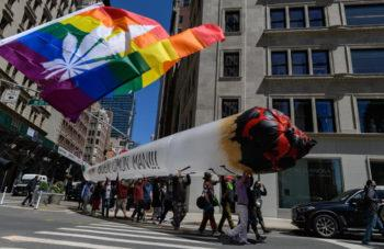 photo of New York May Displace California As Cannabis Capital Of The World image