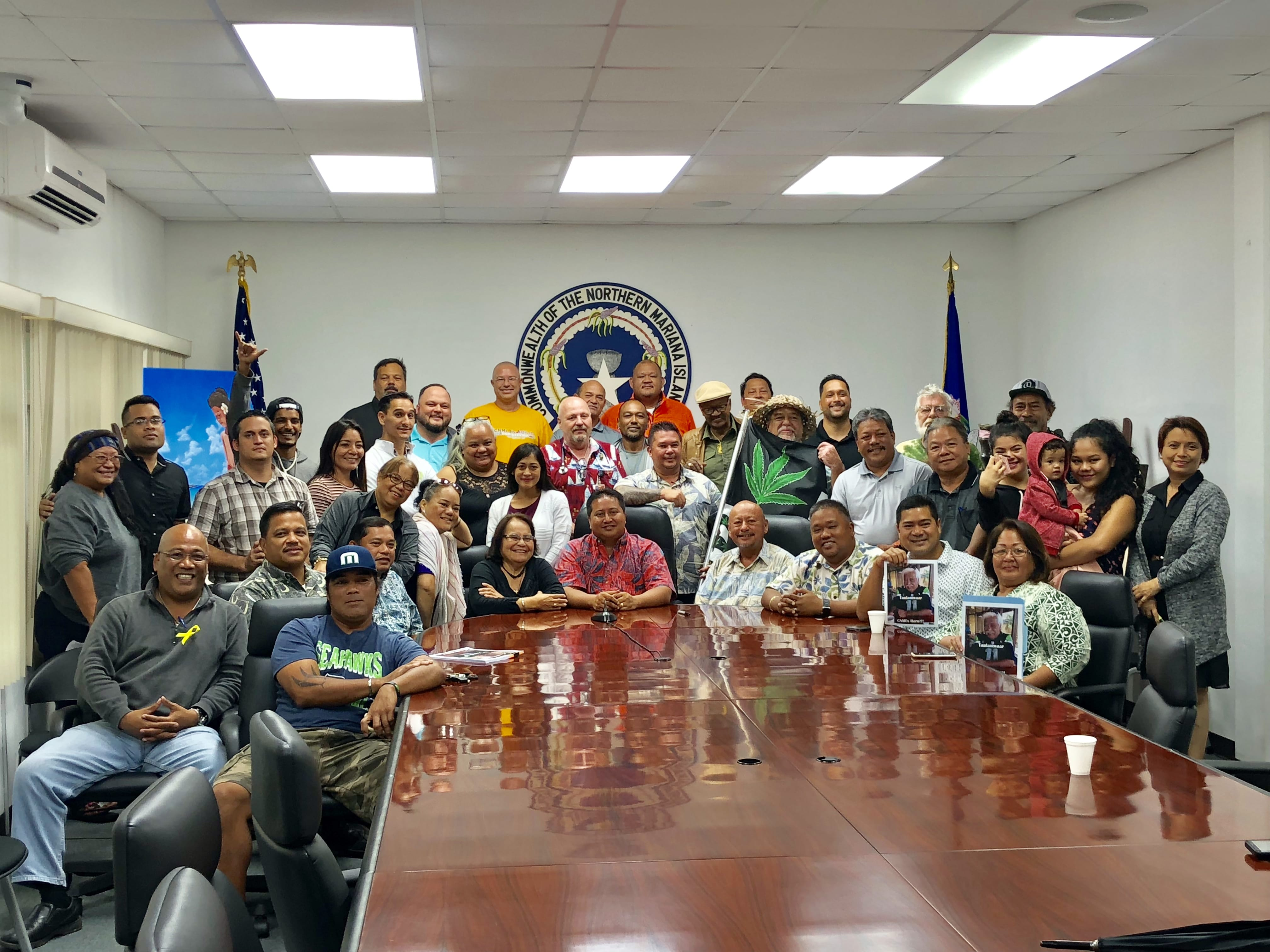 Northern Mariana Islands governor signs…