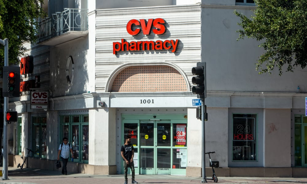 Over 800 CVS Stores Will Start Carrying CBD Products