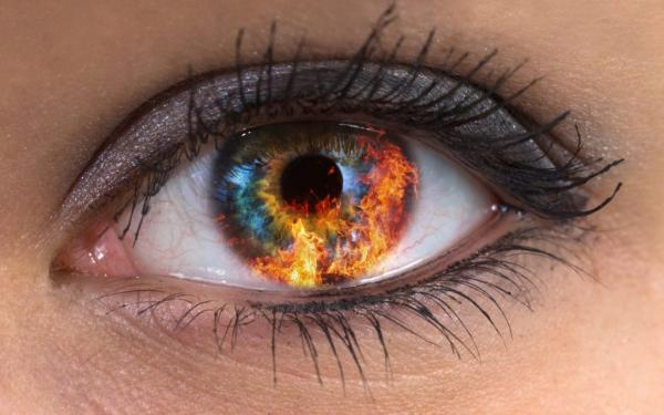 photo of Why Smoking Cannabis Causes Red, Bloodshot Eyes image