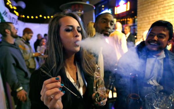 photo of Cannabis Lounges Are Almost a Reality in Las Vegas image