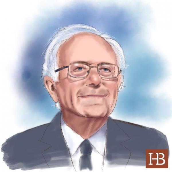 photo of Grading the Democratic Presidential Candidates on Marijuana: Bernie Sanders image