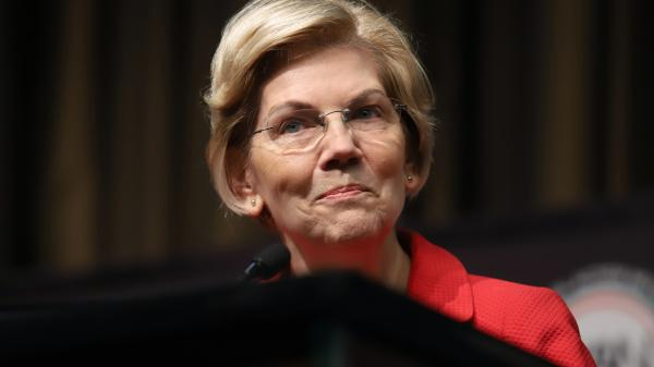 Elizabeth Warren Might Have the Best Marijuana Legalization Plan Yet.