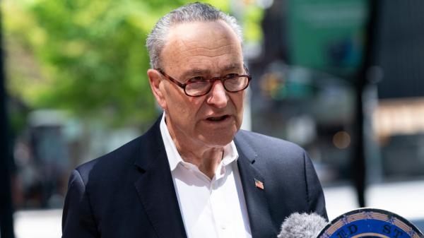 Senate Majority Leader Chuck Schumer is Promising Legal Weed