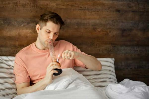 photo of Nearly 40% of Americans Using Weed to Cope With Burnout, Survey Says image