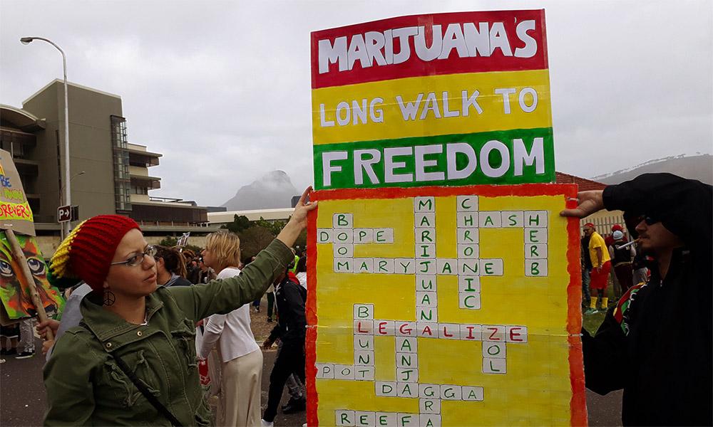 South Africa Decriminalizes Personal…
