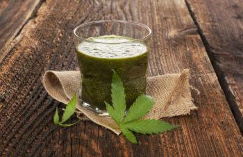 New Technique Improves Uptake of Cannabis-Infused Liquids