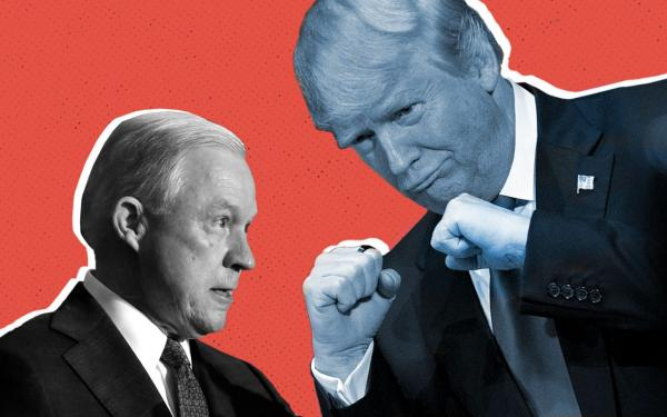 photo image BREAKING: Trump Fires Attorney General Jeff Sessions