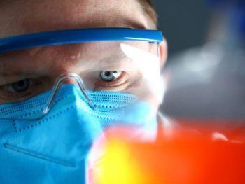 Lack of Protective Gear at Cannabis Labs…